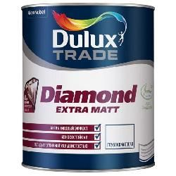 Краска Dulux Diamond Extra Matt BC 0.9л